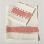 copia asciugamani lino bellora