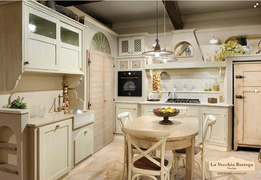 Cucine in muratura country e vintage: ti presentiamo l\'azienda L ...