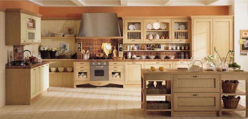 Cucina decapè: modelli e caratteristiche