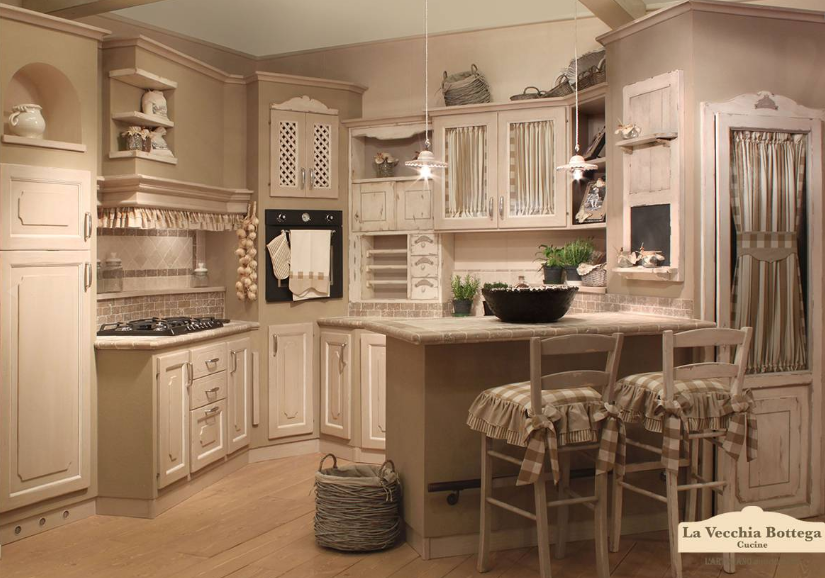 Cucine in muratura country e vintage ti presentiamo l for Cucine in muratura country