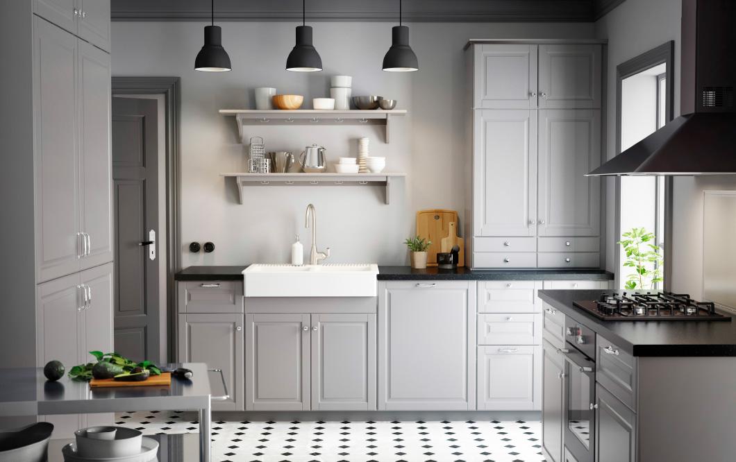 Le 5 cucine IKEA più adatte all\'arredo shabby chic