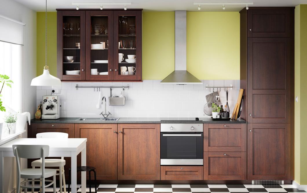 Le 5 cucine ikea pi adatte all 39 arredo shabby chic - Ikea cucine immagini ...