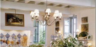 Cucina provenzale: legno chiaro