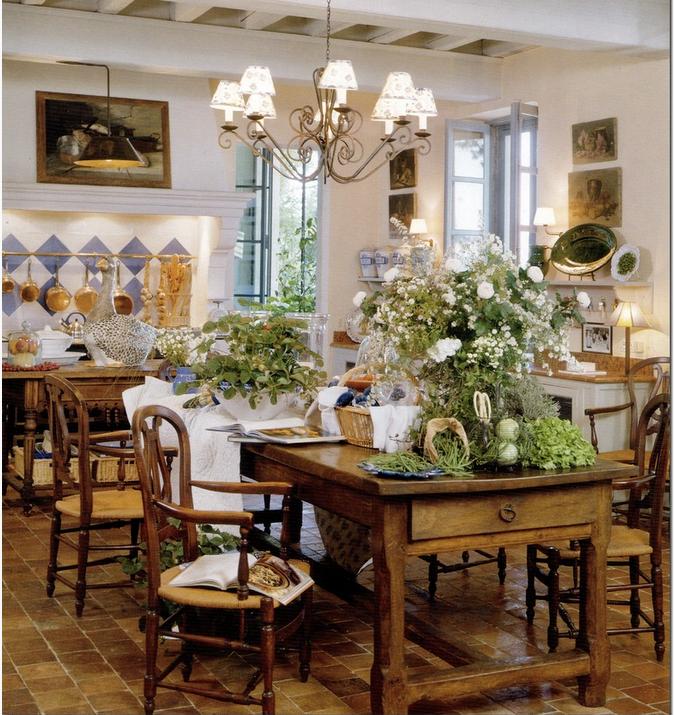 Cucina provenzale: i modelli e le nuance più di tendenza