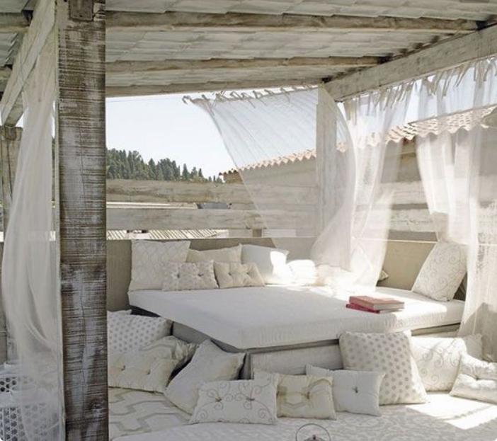 Quando il design per terrazzi e giardini si sposa con lo for Accessori per terrazzi e giardini