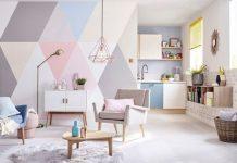 Pareti A Strisce Lilla : Come dipingere le pareti a strisce orizzontali o verticali video