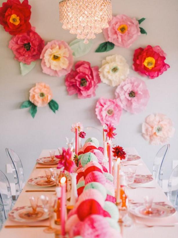 Come realizzare festoni fai da te per compleanni - Decorazioni per compleanni fai da te ...