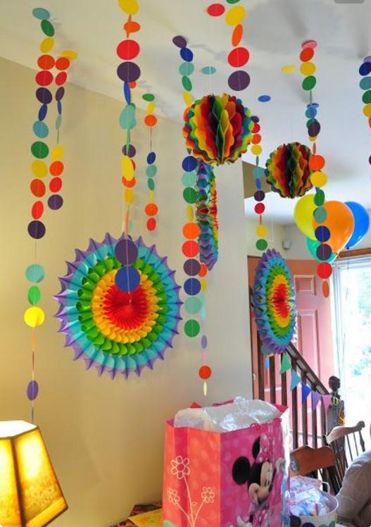 Festoni compleanno fai da te ek58 regardsdefemmes - Decorazioni per feste fai da te ...