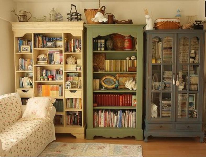Credenza Fai Da Te : Le librerie fai da te sono perfette davvero in ogni angolo
