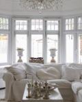 living-room white finestre