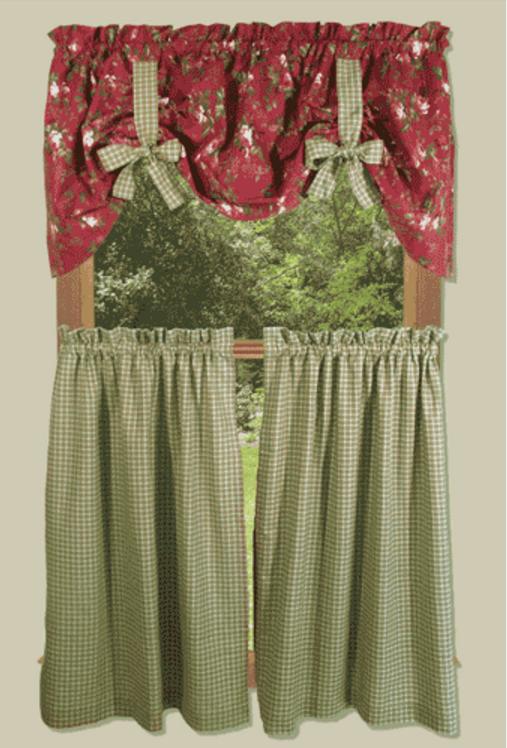 Mantovane country: ecco di cosa hai bisogno per le tue tende