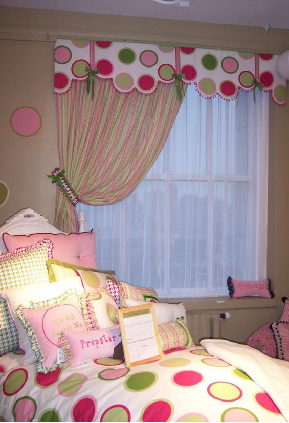 Tende per stanza bambini tende per camera da letto del ragazzo del fumetto london design - Tende camerette bambini ...
