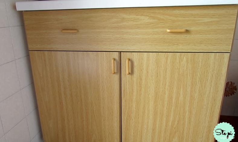 Come dipingere un mobile di legno simple prima with come dipingere un mobile di legno - Dipingere un mobile di legno ...