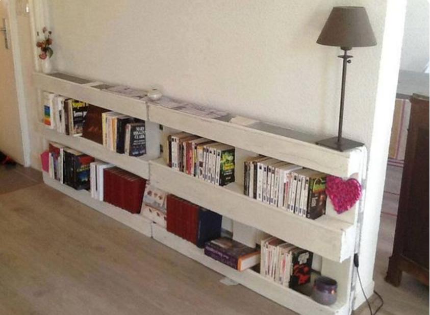 Realizza i mobili con i bancali di legno per la tua casa shabby - Mobili fatti con i pallet ...