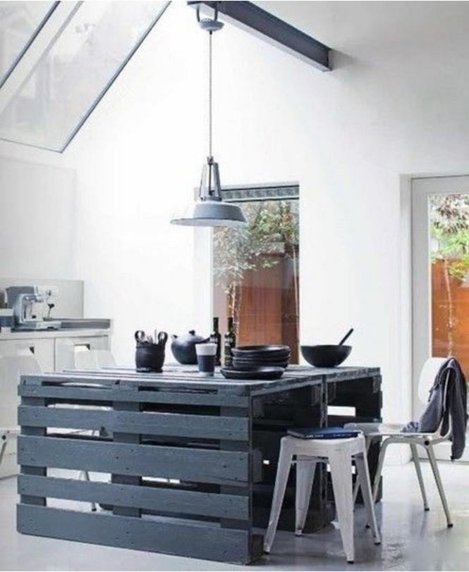 Come Arredare Casa Realizzando Mobili Con I Pallet Usati