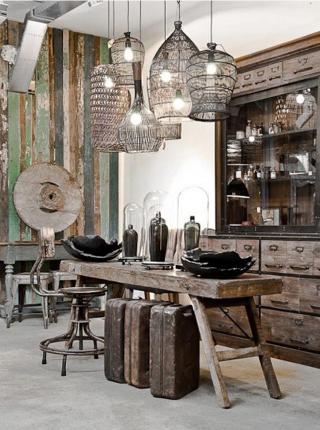 Arreda la tua casa con i mobili in legno grezzo fai-da-te
