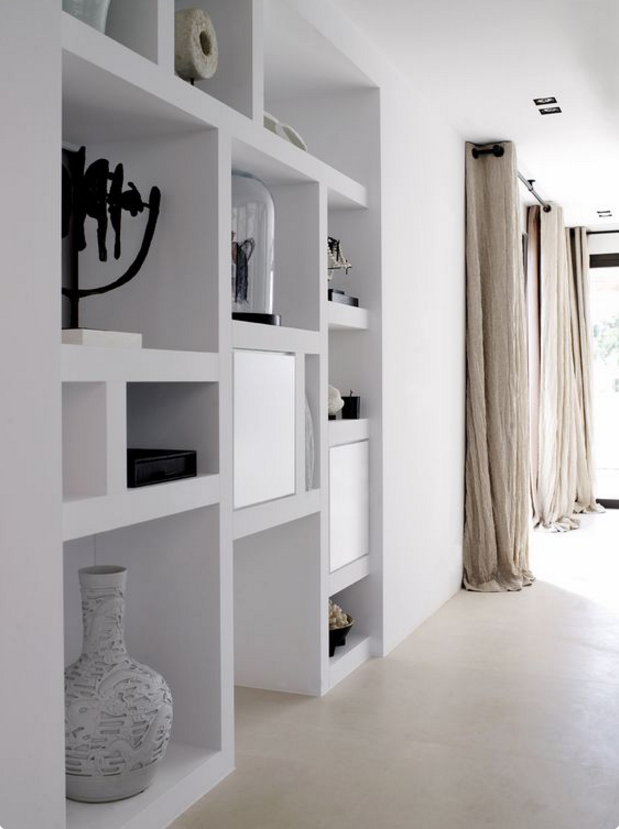 Favoloso pareti divisorie in cartongesso soggiorno ei84 for Parete soggiorno cartongesso