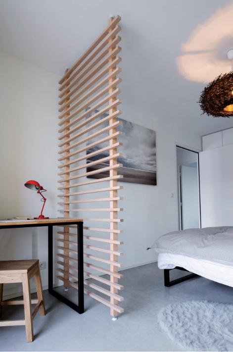 Eccezionale Pareti divisorie in legno di Leroy Merlin: foto, modelli e prezzi XN69
