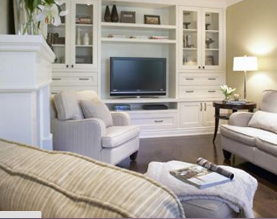 Pareti In Legno Shabby : Le pareti attrezzate classiche bianche si adattano ad ogni stile