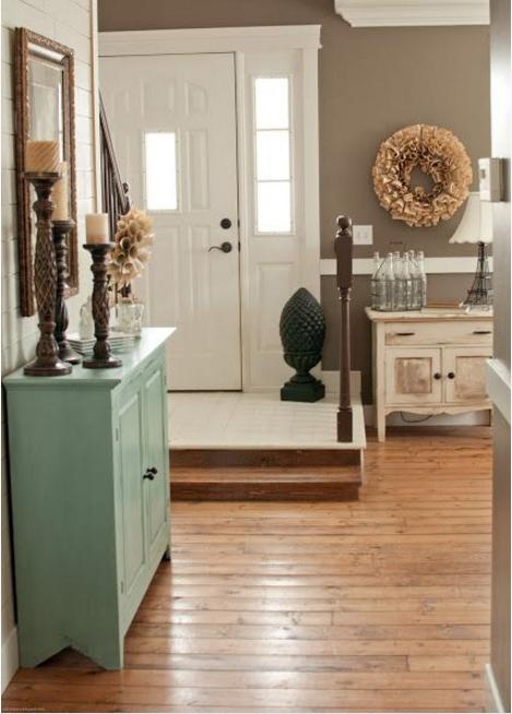 Pareti color tortora perfetto in ogni ambiente della casa for Disegni della casa della cabina di ceppo