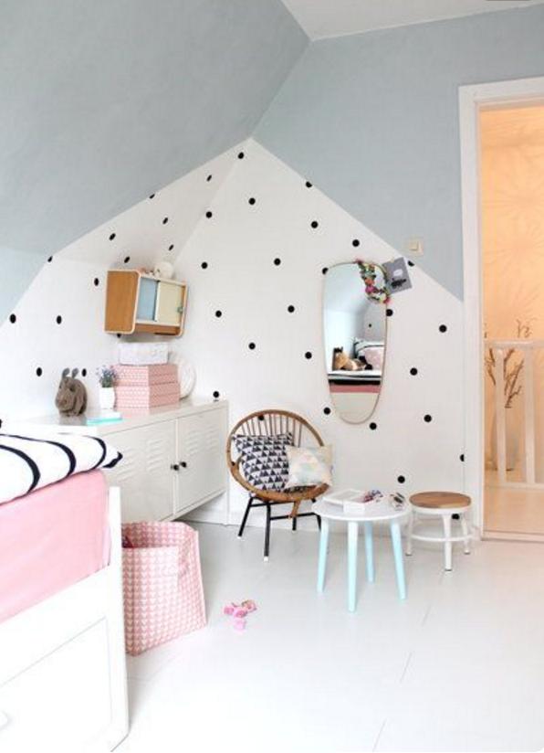 Famoso Come ottenere pareti colorate particolari nella casa shabby chic XZ02