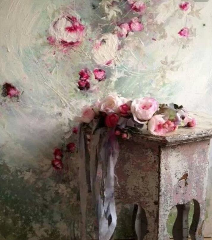 Lasciati ispirare dai colori shabby per creare pareti uniche e meravigliose