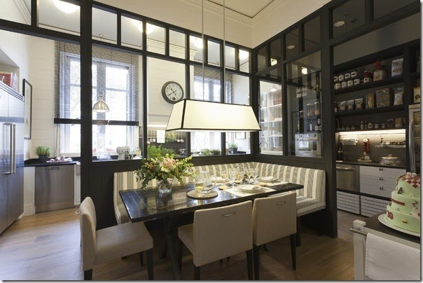Pareti Di Vetro Scorrevoli : Dividi gli spazi di casa con pareti divisorie in vetro decorato