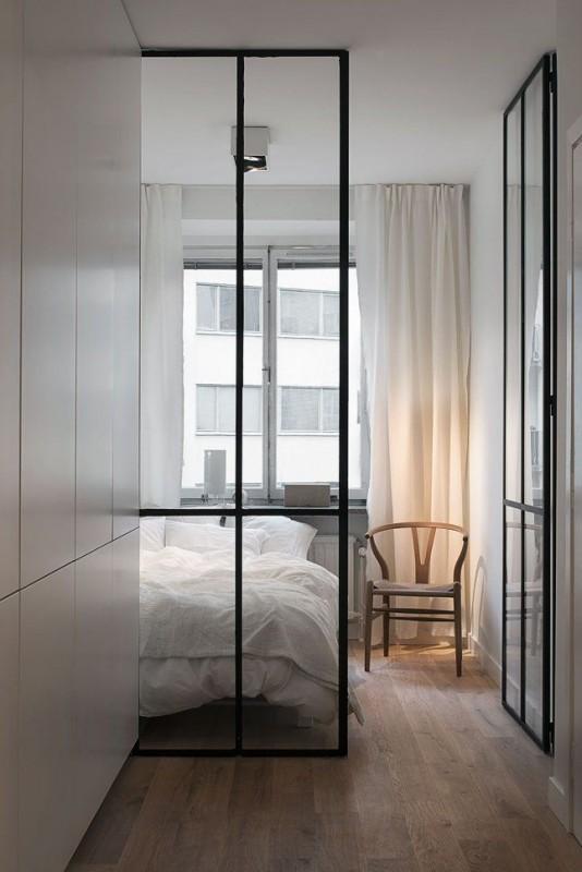 Dividi gli spazi di casa con pareti divisorie in vetro - Pareti divisorie casa ...