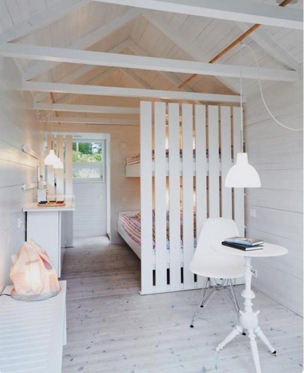Estremamente Come dividere con la parete in legno divisoria la tua casa GQ82
