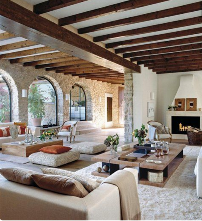 Scegli le pareti moderne in pietra per gli ambienti pi for Ambienti interni moderni