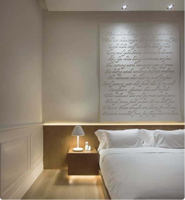 Tra parete e parete il cartongesso la soluzione ideale for Ambienti interni moderni