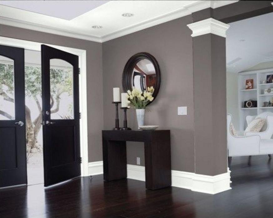 Pareti Interne Color Tortora : Le pareti tortora sono la sintesi perfetta dello shabby chic