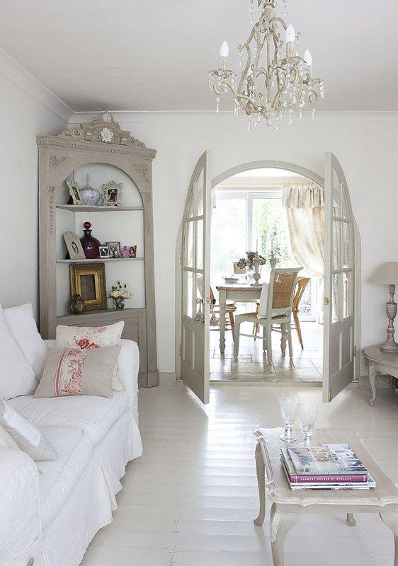 11 esempi di porta adatte ad una casa in stile shabby foto - Porte stile shabby chic ...