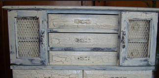 Restaurare mobili tarlati