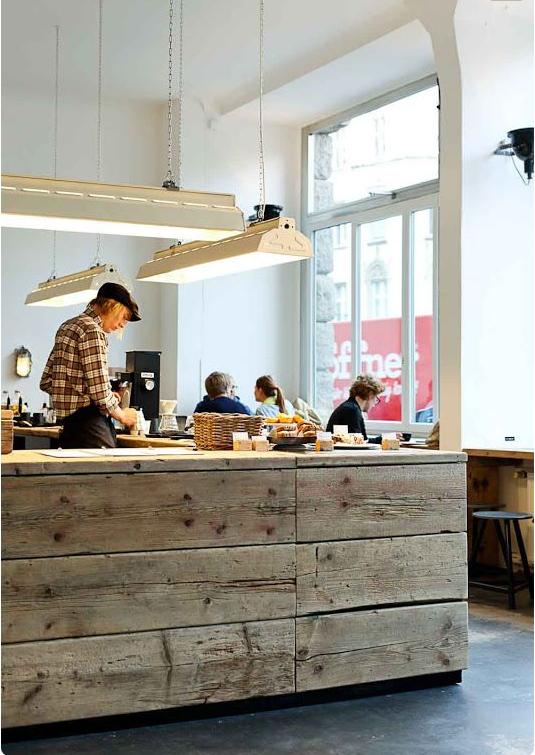 Bancone bar legno riciclato do58 regardsdefemmes for Bancone con angolo
