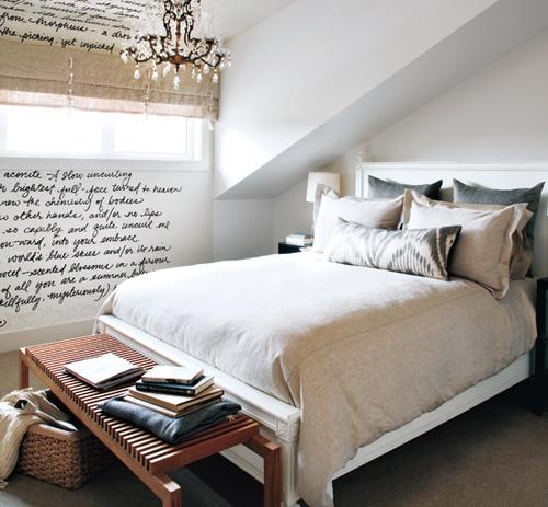 Scritte sui muri di casa in stile shabby come si fanno video - Scritte muri casa ...