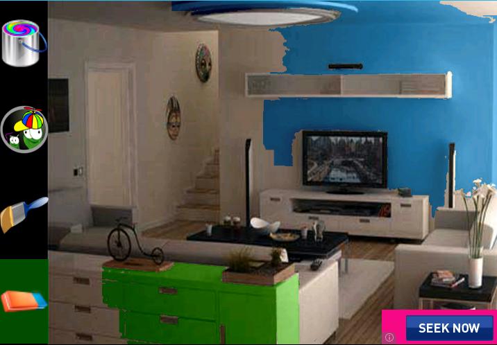 con il simulatore del colore le pareti non avranno pi segreti