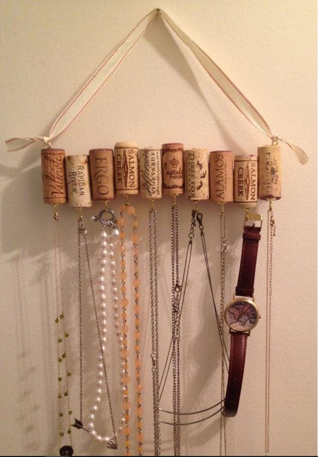 Tappi Di Sughero Decorati In Stile Shabby
