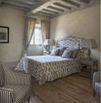 Tende camera da letto provenzale grigio chiaro