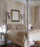 Tende camere da letto provenzale grigio