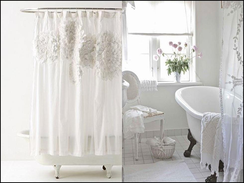 12 incredibili idee per trasformare la tua vasca da bagno - Tende vasca da bagno ...
