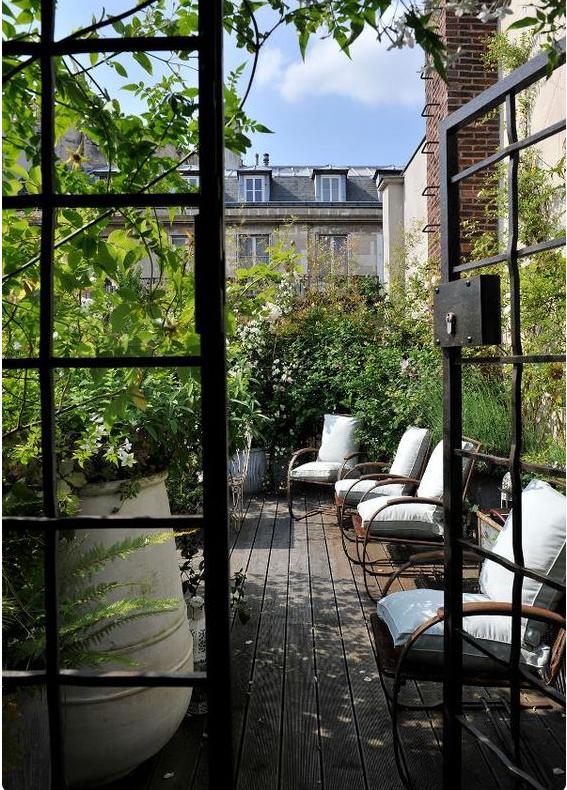 Scegli come arredo il design per il terrazzo foto - Terrazzi di design ...