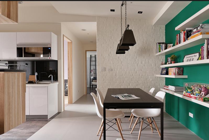Excellent texture mattoni bianchi zona living with parete - Parete a mattoncini ...