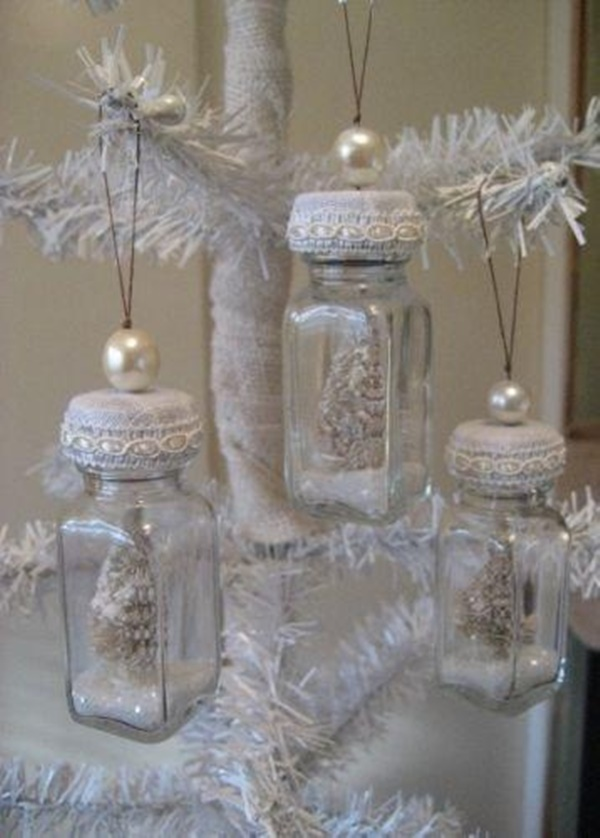 Decorazioni Shabby Chic Fai Da Te.Come Realizzare Alberi Di Natale Fai Da Te Guarda Le Foto