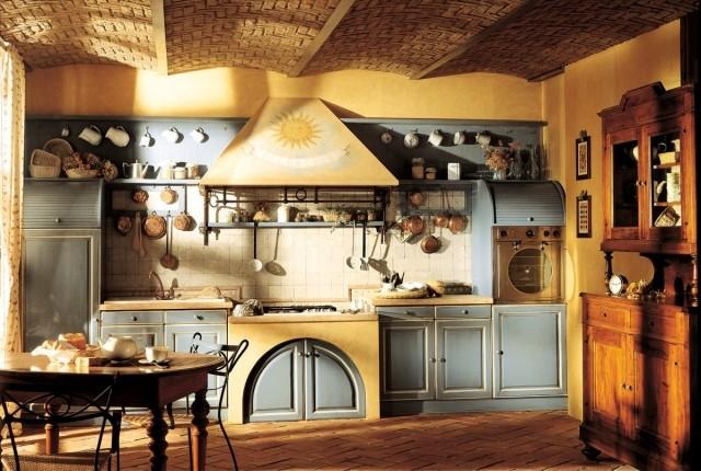 Idee Per Arredare Casa Country.25 Idee Per Arredare La Cucina Di Campagna Con Il Country Chic