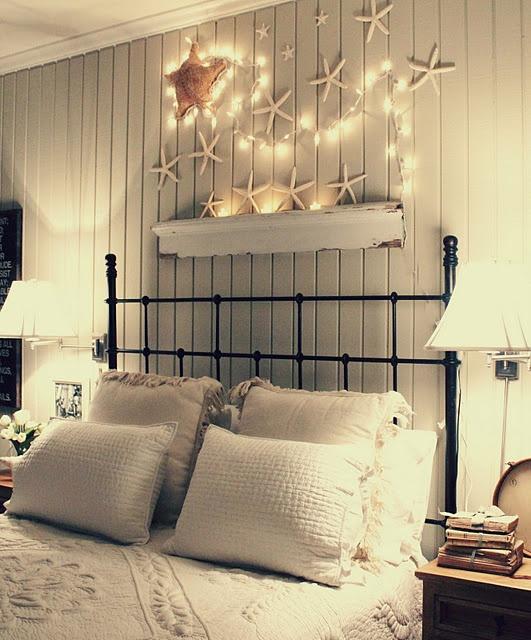 Luci Di Natale In Camera.25 Idee Per Decorare Le Vostre Camere Da Letto A Natale