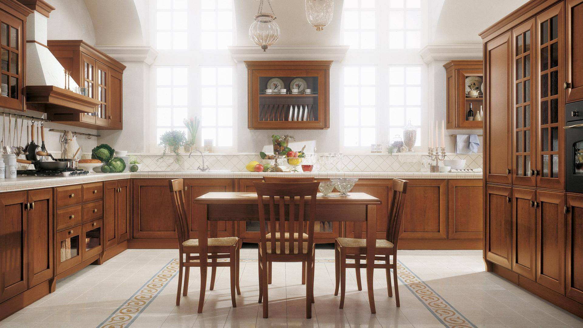 Come Decorare Una Cucina Rustica le cucine rustiche di mondo convenienza e lube