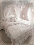 Passione shabby letto