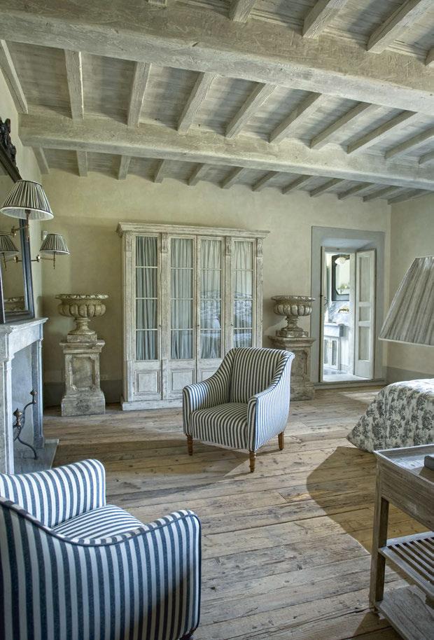 Casa provenzale in italia l 39 arredamento curato da lionetti for Interni case country