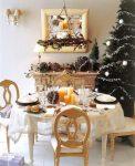 Arredo natalizio: idee per allestire la tua casa durante le feste tavola imbandita
